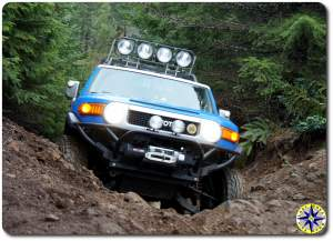 fj cruiser blue
