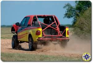 pre-runner truck