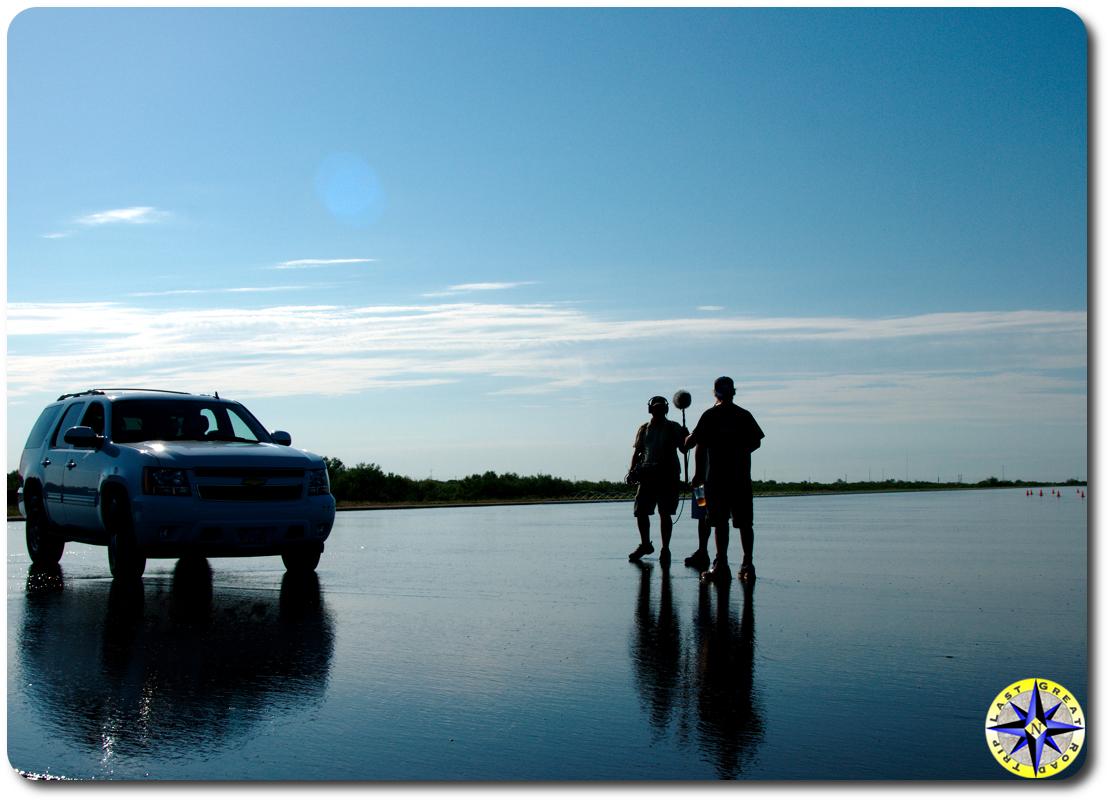 wet vehicle dynamics area