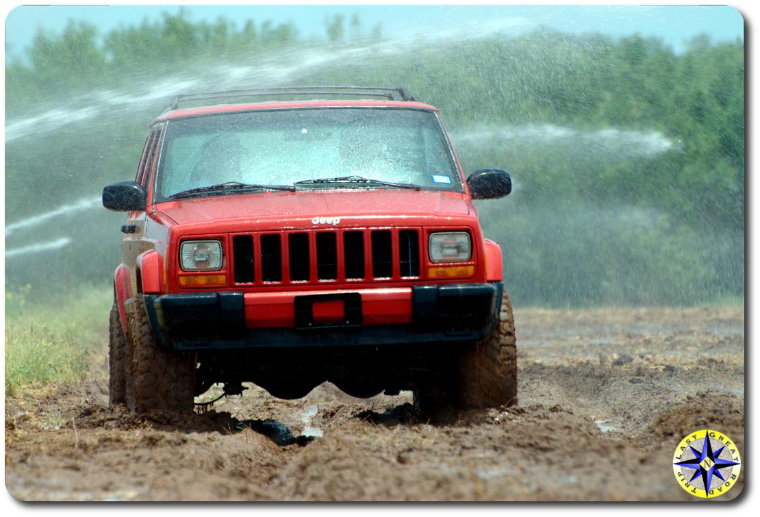 jeep mud