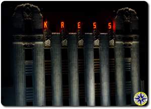 kress building san antonio texas