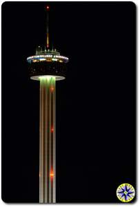 tower of the americas san antonio texas