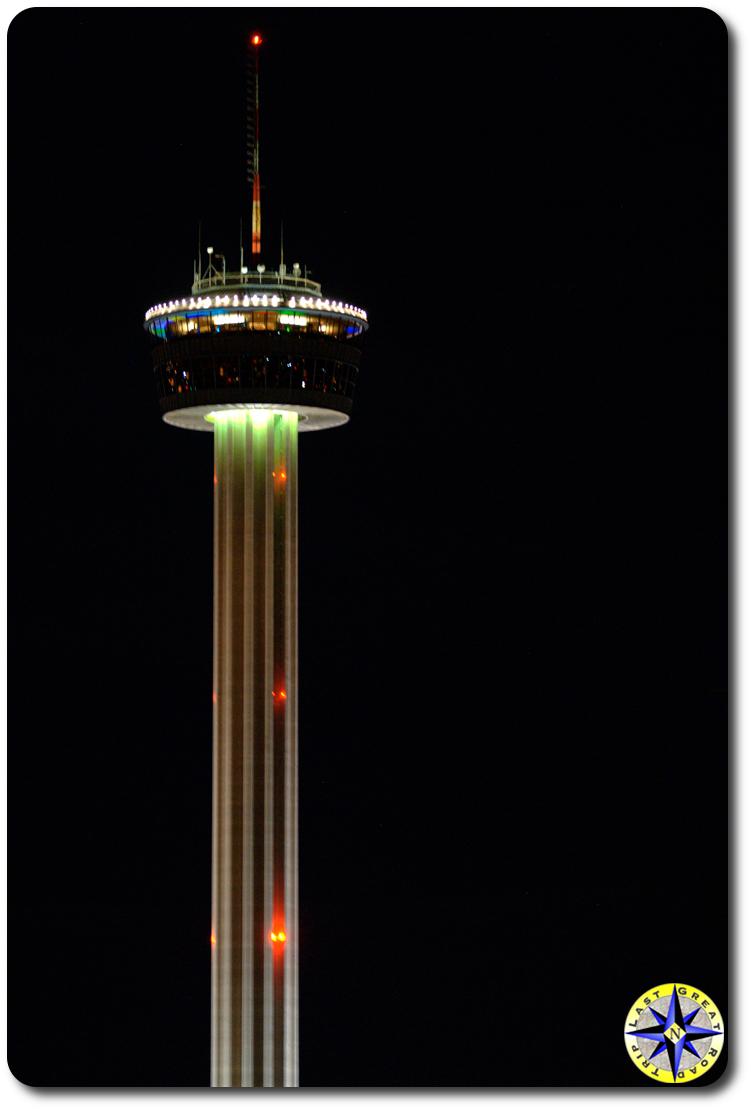 tower of the americas san antonio texas