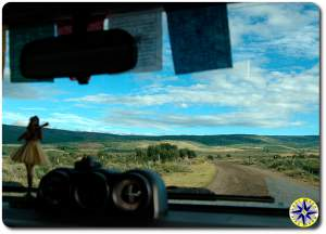 view fj cruiser window