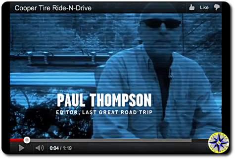 cooper tire ride-n-drive video