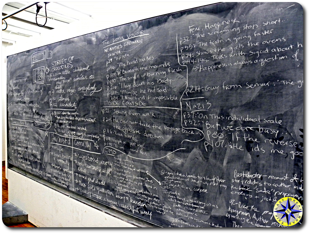 shool black board