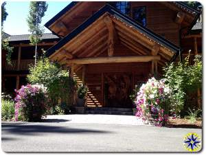 suttle lake lodge front