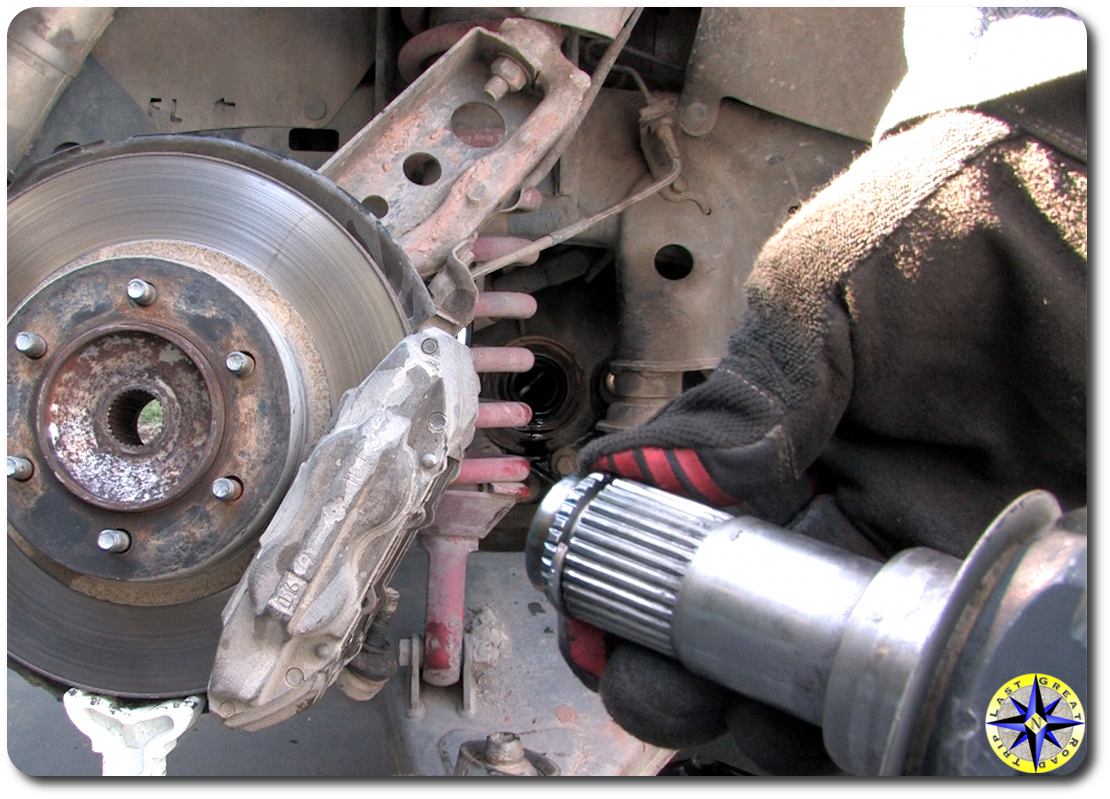drive shaft snap ring