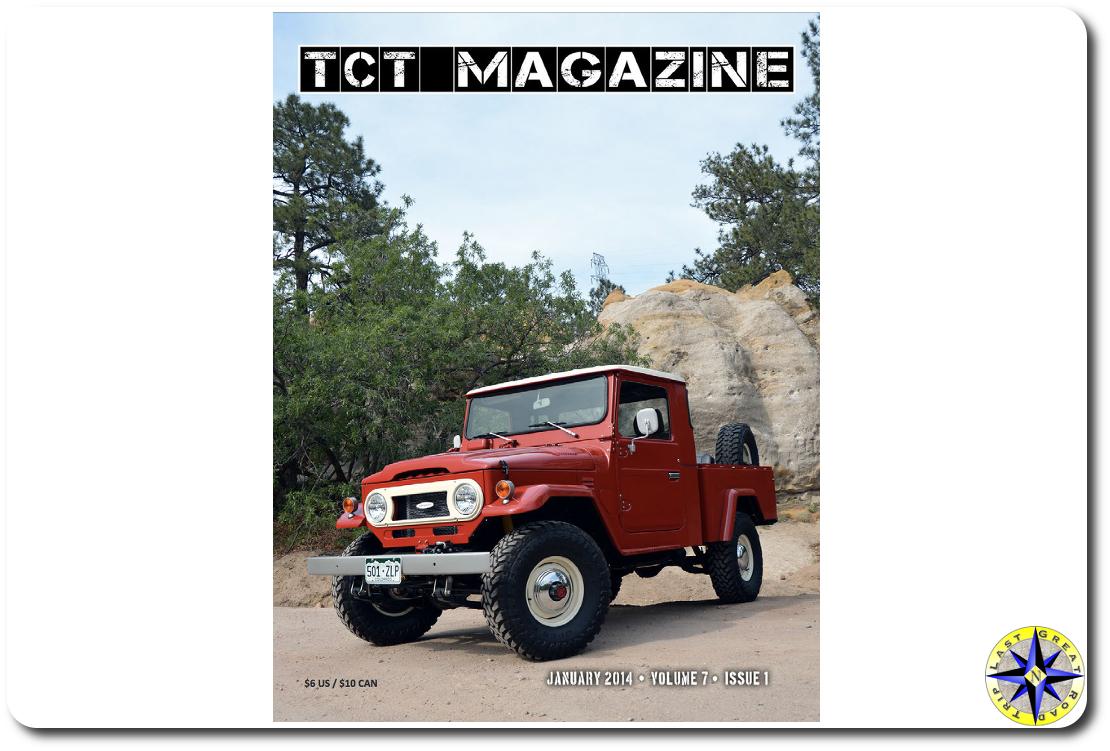 tct magazine cover