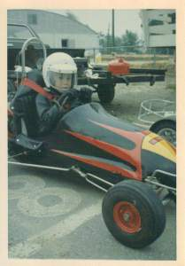 brother at race line