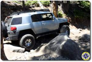 fj cruiser rubicon big sluice