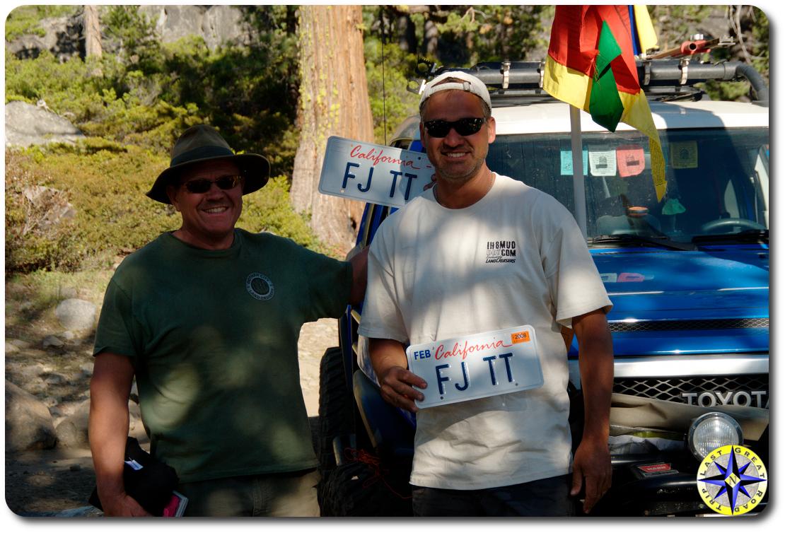 "Toyota Trail Team Brian ""Woody"" Swearingen"