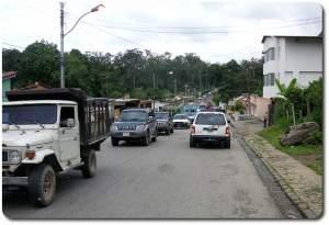 caracas venezuela road