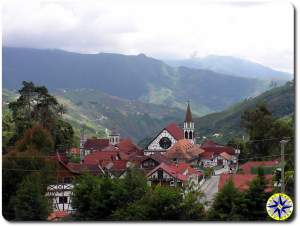 German village venezuela