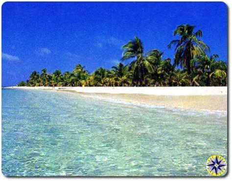 chichirivichi venezuela beach