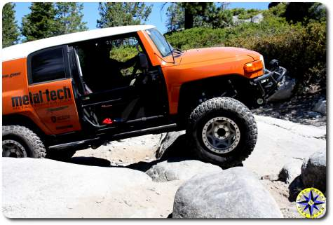 metal tech 4x4 fj cruiser rubicon trail