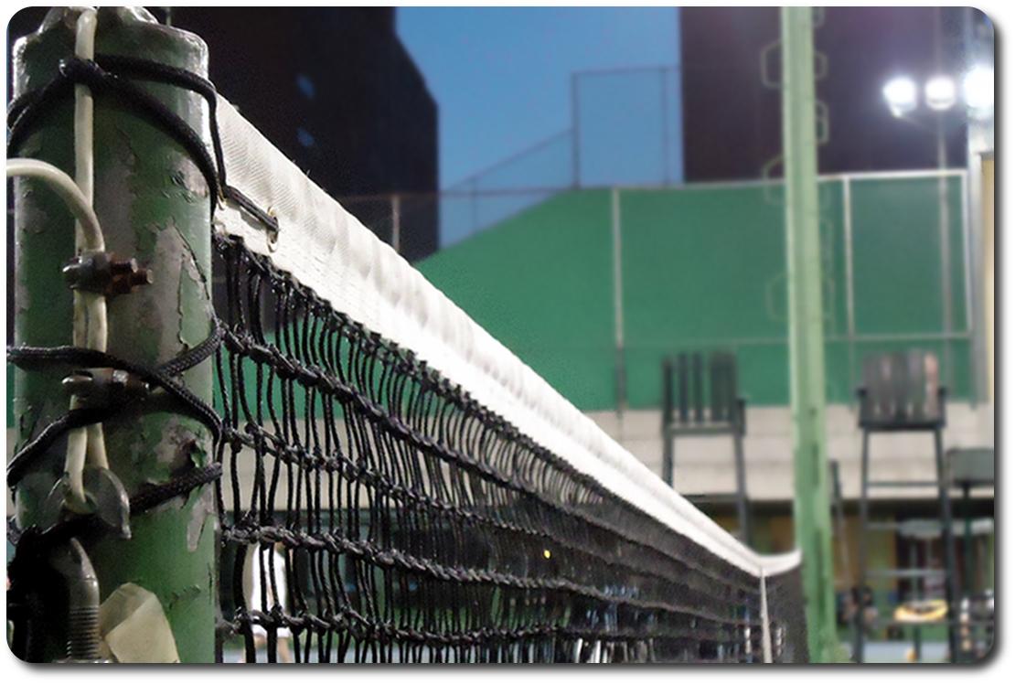 tenis courts