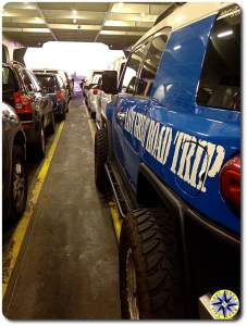 fj cruiser seattle ferry