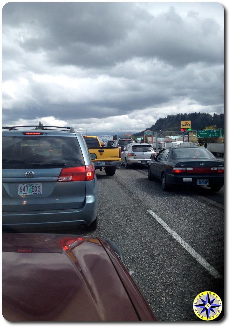 traffic jam i84