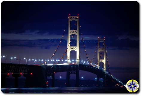 mackinac bridge michigan
