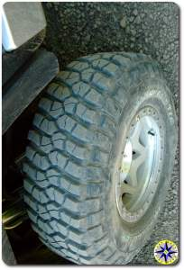 bfgoodrich km2 mud tire