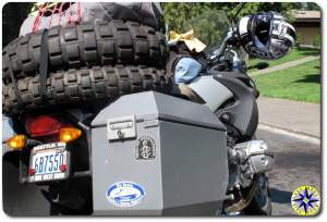 bmw r1200 gs dual sport motorcycle