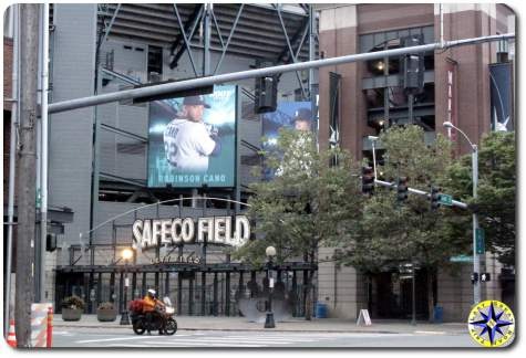 outside safeco field