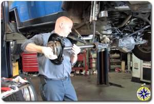 FJ Cruiser Axle Replacment