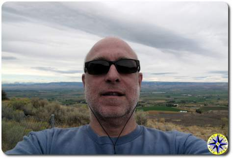 selfie eastern washington