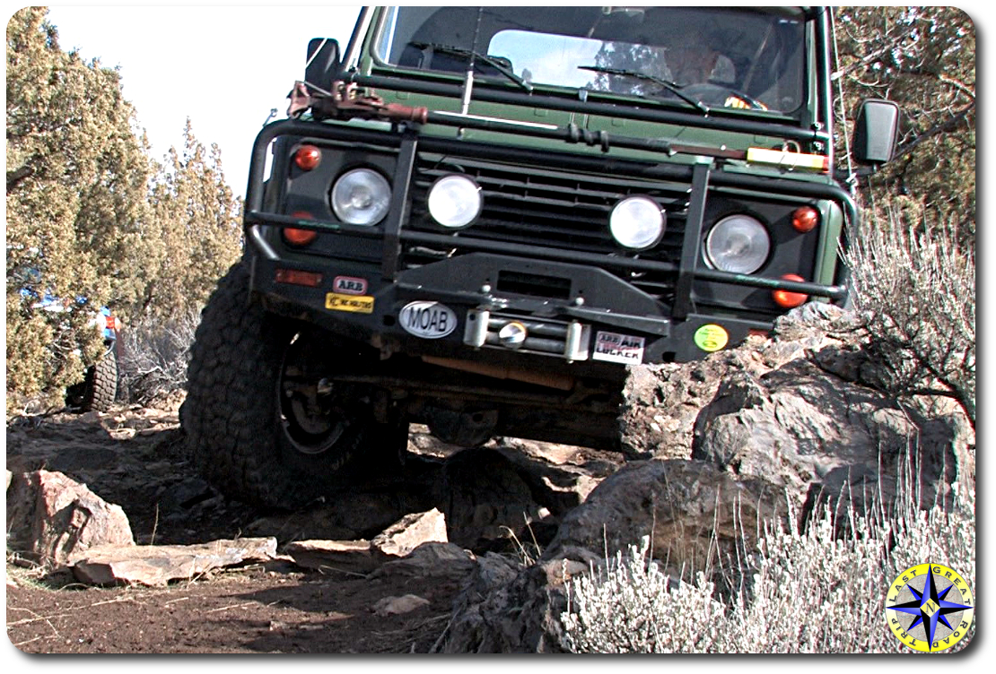 Cline Buttes Off Road Trails Report Overland Adventures