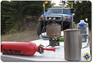 msr backpacking stove