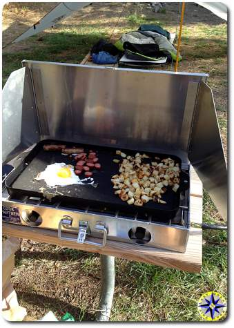 cook partner camp stove