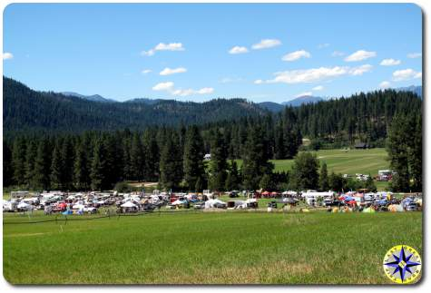 northwest overland rally