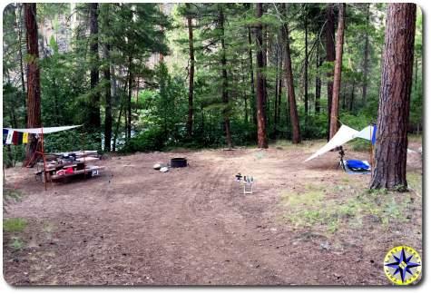 camp monty