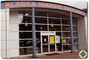 alaska marine highway prince rupert terminal