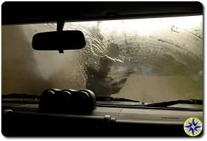 fj cruiser car wash