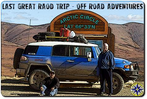 arctic circle adventure poster