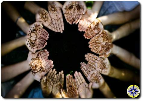 hands of diversity