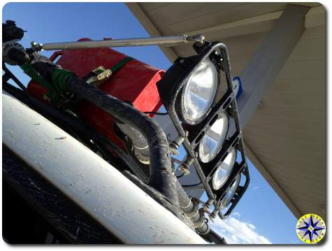 baja design roof lights