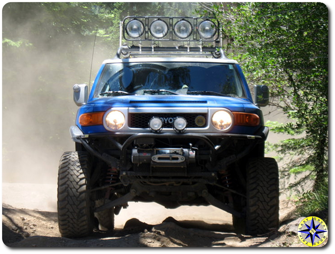 How To Install Off Road Lights On Fj Cruiser Overland