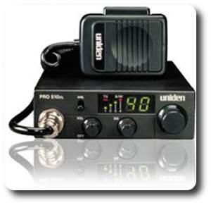 uniden cb radio