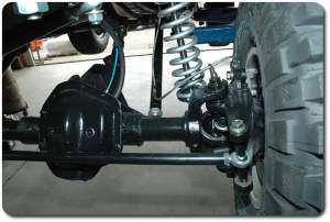 front solid axle