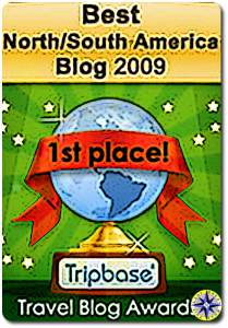 tripbase best blog award