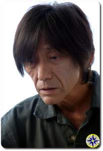 head shot japanese man - yoshi