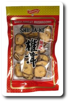 ShiitakeMushrooms