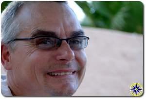 close up of man face - Bernd