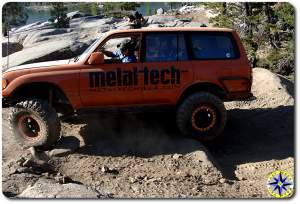metal tech 4x4 toyota fj80 rubicon trail