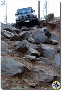 jeep tahyua forest yellow jacket trail