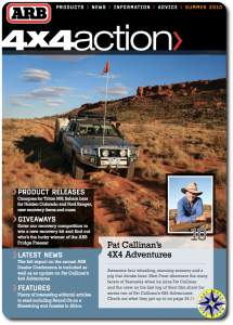 arb 4x4action summer 2010 cover