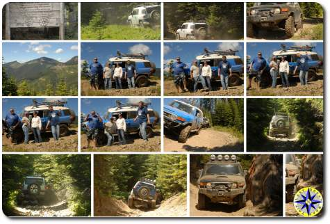 naches wagon trail collection
